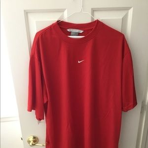 Men's Performance T-Shirt - RED